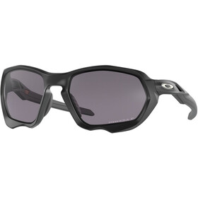 Oakley Plazma Sunglasses Men matte black/prizm grey polarized